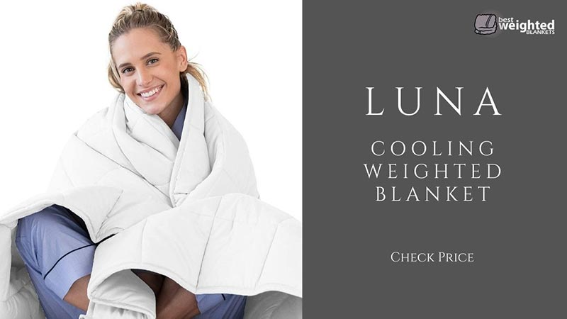 best weighted blanket for hot flashes 2021