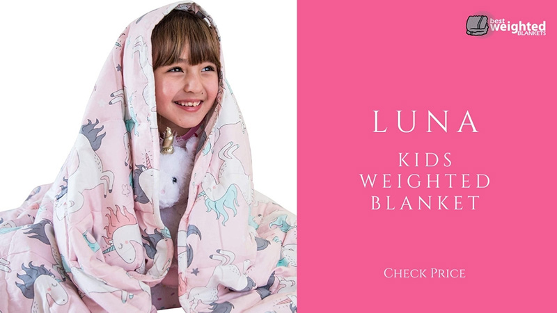 best weighted blanket for toddler 2021