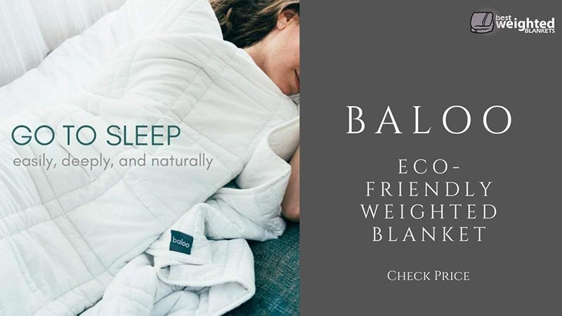 best cooling weighted blanket for hot sleepers 2021