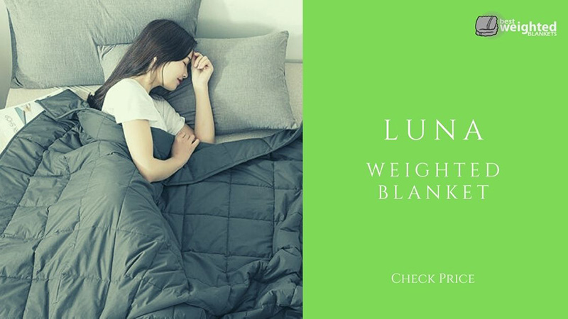 luna weighted blanket reviews